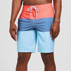 "Goodfellow & Co Men's 10"" Swim Trunks Size 33"